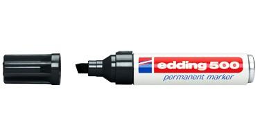 edding permanent marker 500