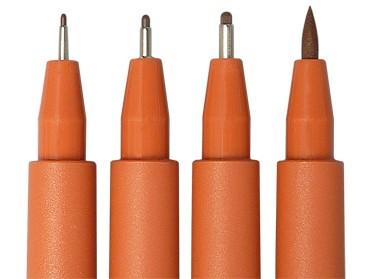 Faber-Castell PITT 4 artist pen sanguine