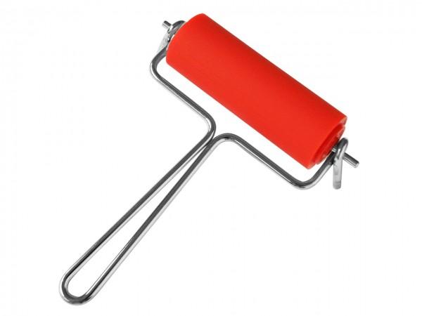 Anpresswalze rot, Rollenbreite 6 cm
