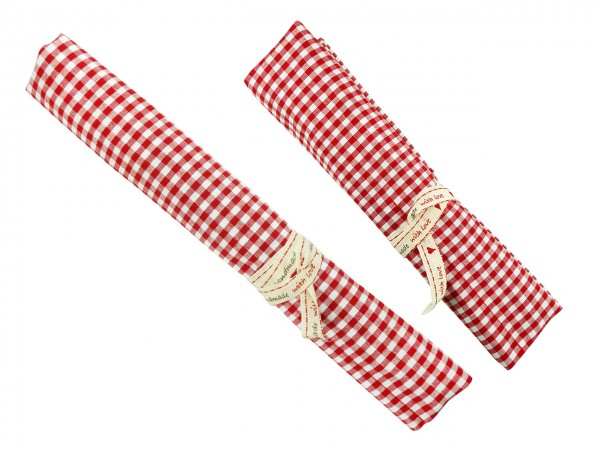 Pinselrolle aus Baumwoll-Stoff