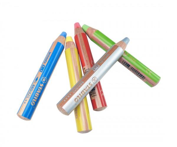 woody von Stabilo® 3 in 1, Einzelfarben