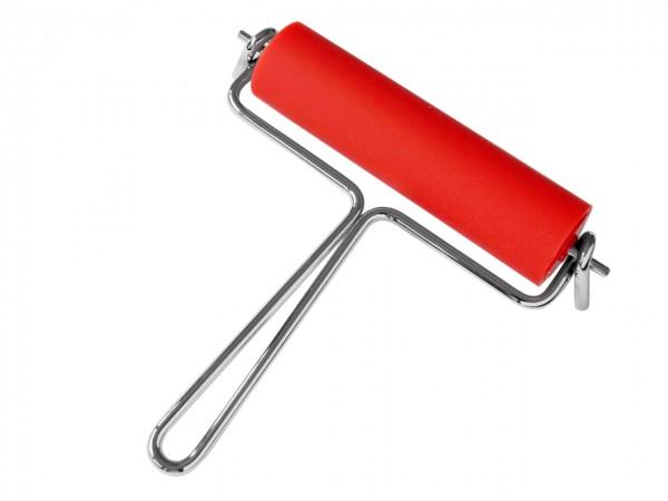Anpresswalze rot, Rollenbreite 9 cm