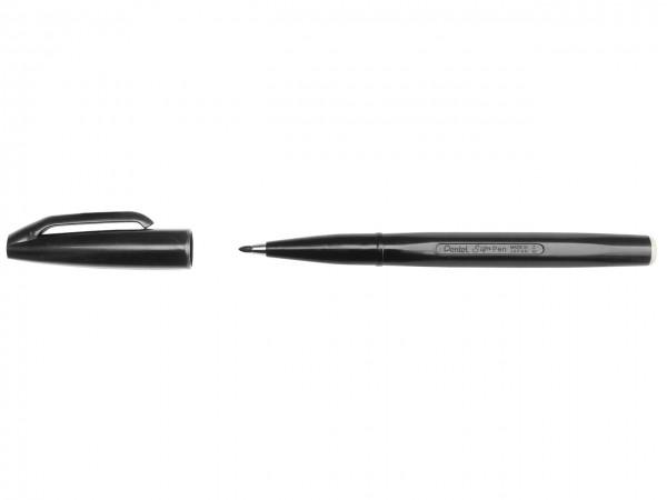 Pentel Sign Pen schwarz S520-A