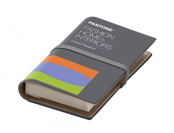 PANTONE® FASHION, HOME + INTERIORS, Cotton Passport