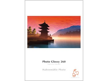 Photopapier Hahnemühle Glossy 260 g/m / A4