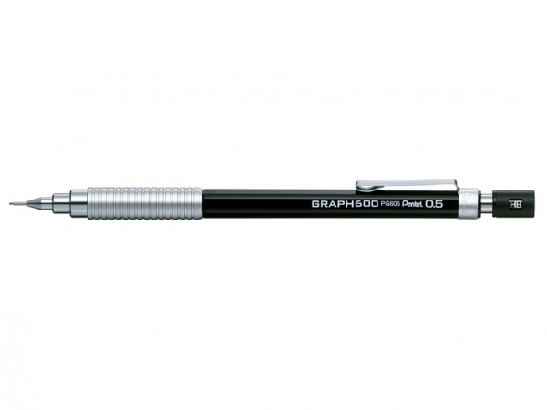Pentel GRAPH 600 / 0.5 mm
