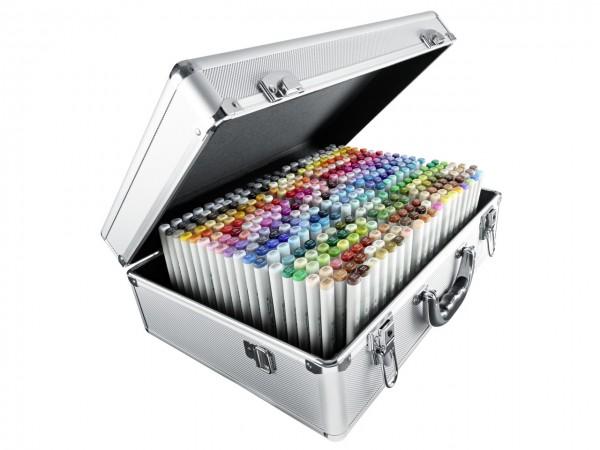 COPIC® sketch Marker, Set mit allen 358 Farben