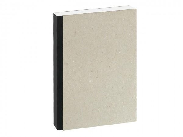 Skizzenbuch mit Leinenrücken / 12 x 15 cm