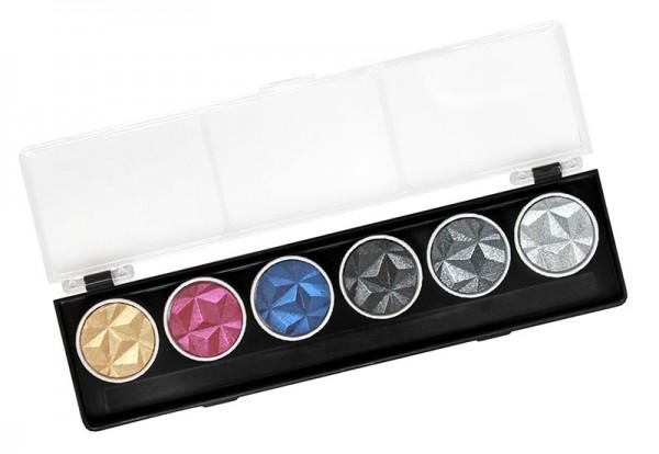 """Pearl Color Set """"Galaxy"""" mit 6 Farben"""