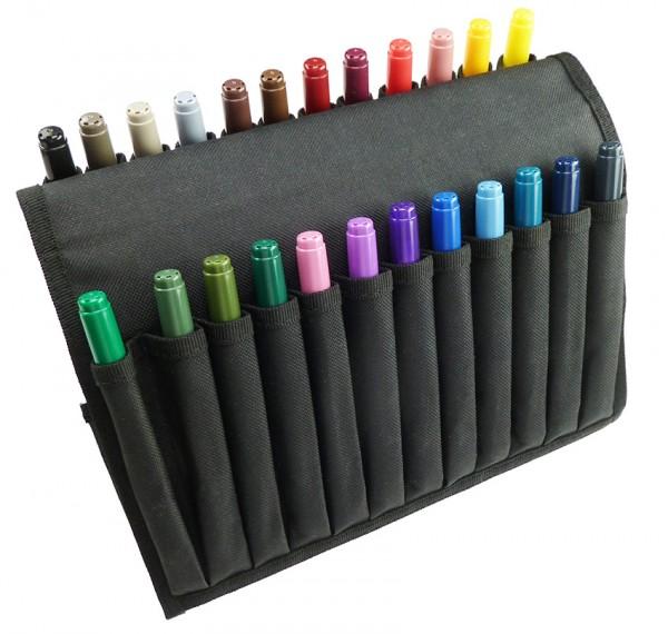 COPIC® ciao Marker, Stoff-Wallet mit 24 Herbstfarben