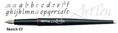 rotring ArtPen Sketch EF