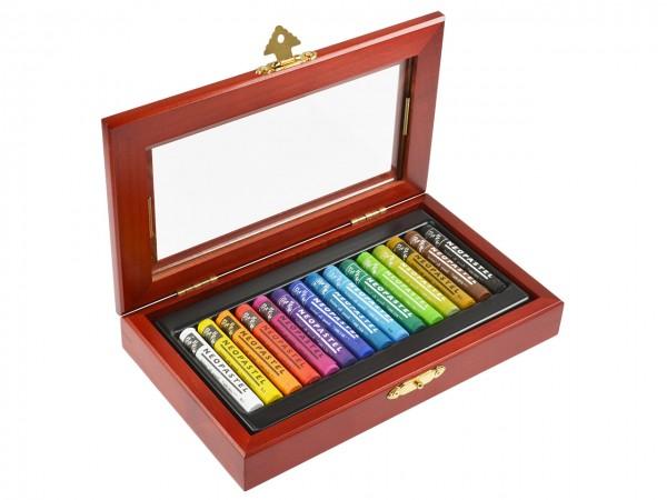 CARAN D'ACHE® Neopastel®-Set mit 15 Farben