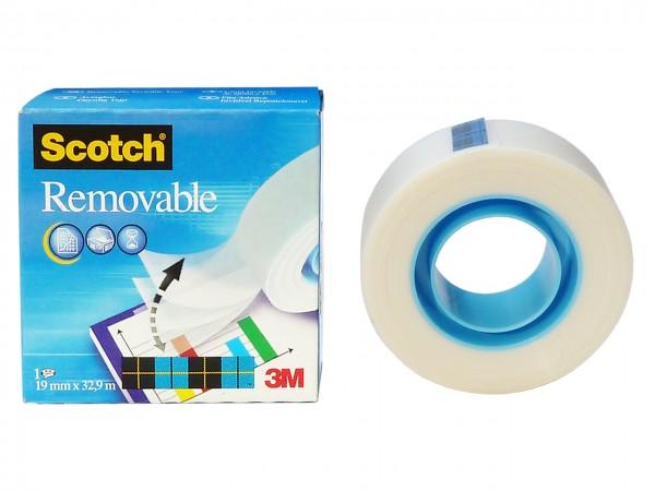 Scotch Magic Tape 811 / 19 mm x 33