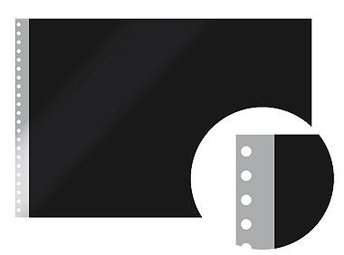 PRAT Zeigetaschen 502I quer Nutzformat 35 x 28 cm