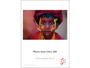 Photopapier Hahnemühle Matt Fibre 200 g/m / A4