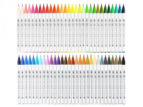 ZIG® Clean Color Real Brush Pen 60er-Set