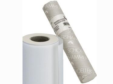 Hochtransparentes Skizzenpapier 45/50g/m, Rolle 33 cm x 50 m