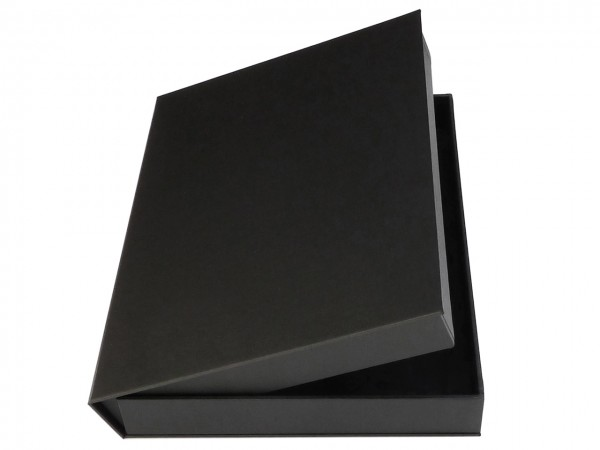 Fotobox schwarz säurefrei A4
