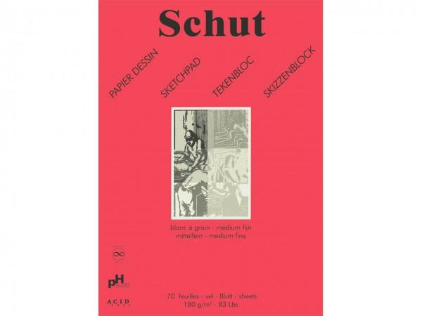 Skizzen / Zeichenblock 180g/m Format A3 (29.7 x 42 cm)