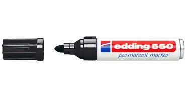 edding permanent marker 550
