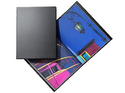 PRAT Album COMPACT / A4 (21 x 29,7 cm)