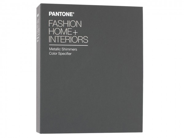 PANTONE® FHI Metallic Shimmers Color Specifier