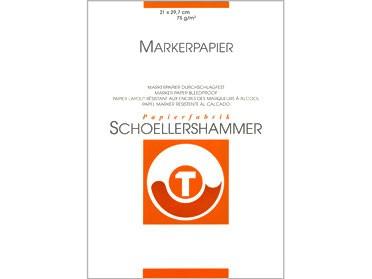 Markerblock Schöllershammer Format A3