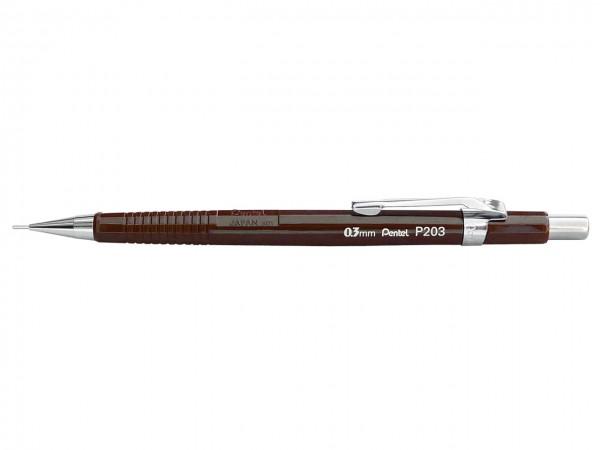 Pentel Druckbleistift P203 / 0.3 mm