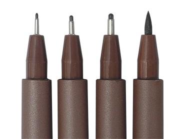 Faber-Castell PITT 4 artist pen sepia