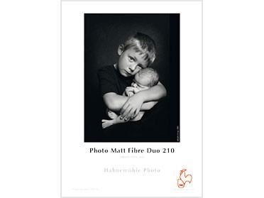 Photopapier Hahnemühle Matt Fibre Duo 200 g/m / A3