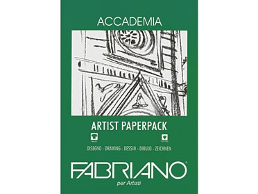 FABRIANO® Accademia Artist Paperpack 160g/m / A3