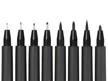 Faber-Castell PITT 8 artist pen black