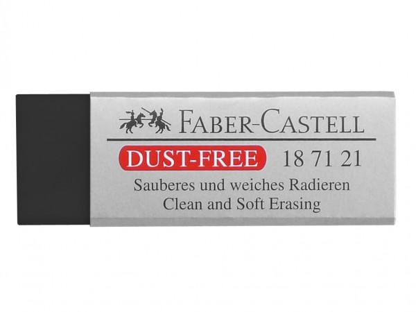 Radiergummi Faber-Castell DUST-FREE schwarz