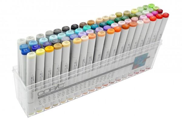 COPIC® sketch Marker, Fantasy-Art 2 Spezial-Set, mit 72 Farben