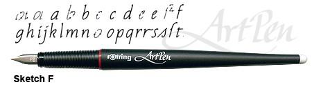 rotring ArtPen Sketch F