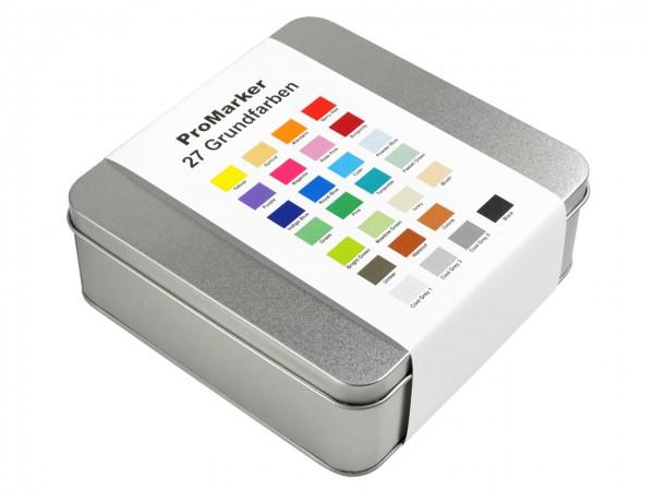 ProMarker von LETRASET® Grundfarben-Set