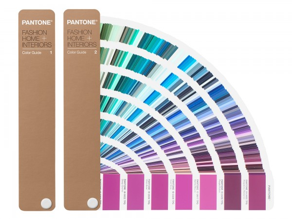 PANTONE® FASHION + HOME color guide paper