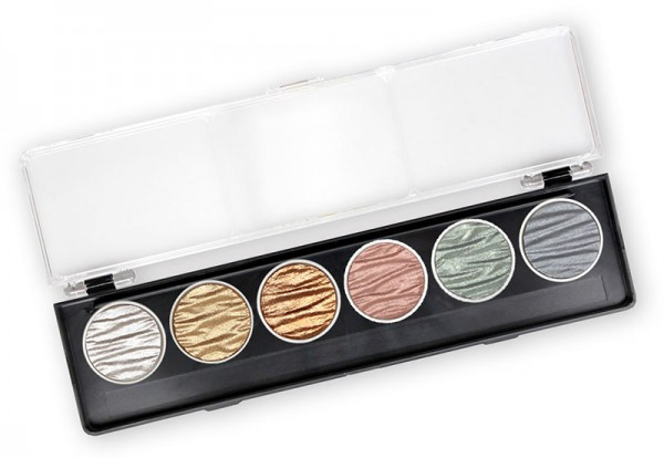 "Pearl Color Set ""Silk"" mit 6 Farben"