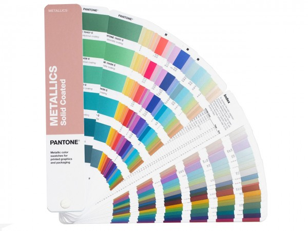 PANTONE® METALLICS Guide Solid Coated