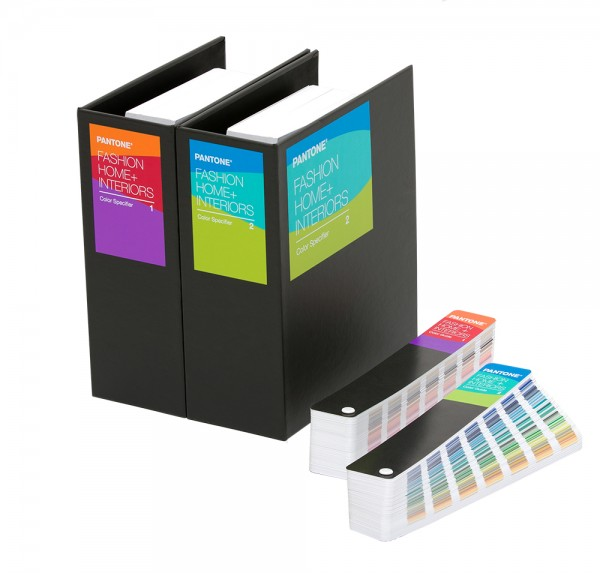 PANTONE® FASHION, HOME + INTERIORS, Color Specifier & Color Guide Set