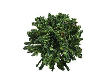 Büsche grün, 3,5 cm hoch
