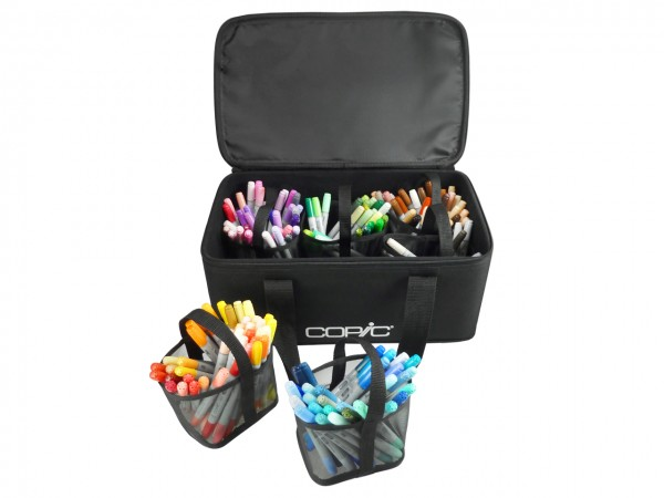 COPIC® ciao Marker, Set mit allen 180 Farben