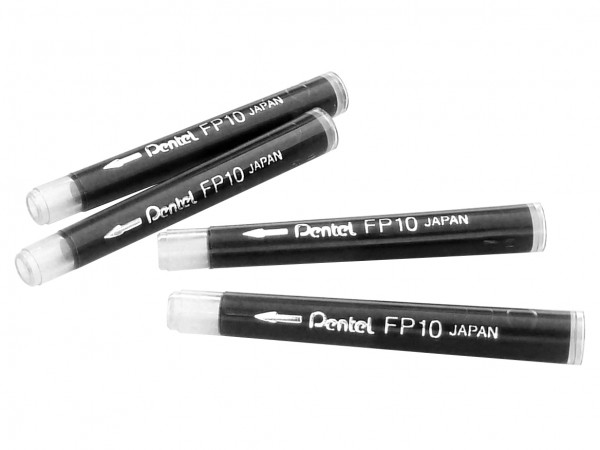 Pentel Pocket Brush Nachfüllpatronen