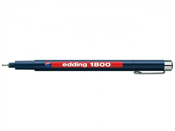 edding profipen 1800 / 0.1