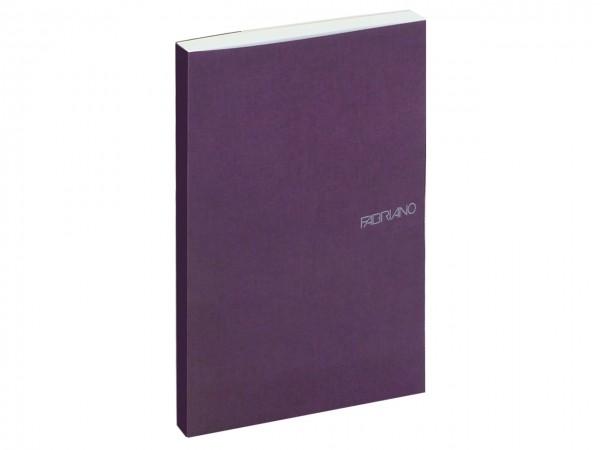 Fabriano® EcoQua / Notizbuch einseitig geleimt A4