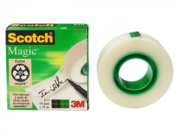 Scotch Magic Tape 810 / 19 mm x 33 m