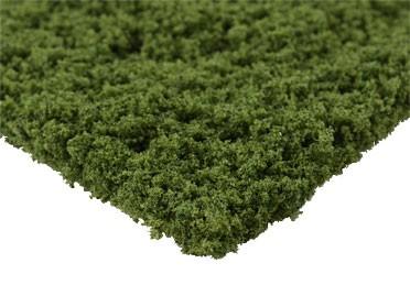 Geländewiese dunkelgrün 15 x 25 cm