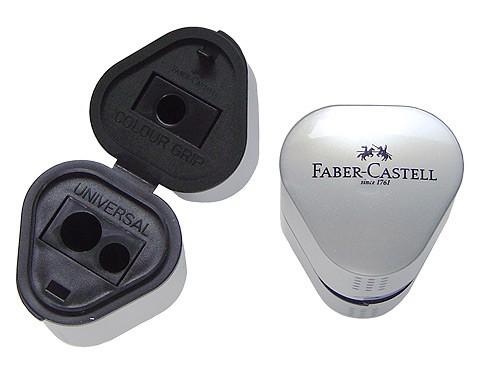 Dreifachspitzdose GRIP 2001 Faber-Castell