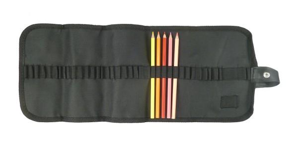Stiftegürtel für 36 Polychromos Farbstifte / Mein Set!
