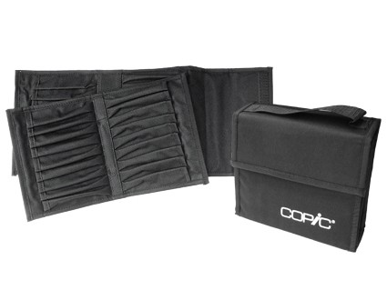 Bag für 36 COPIC® sketch Marker / Mein Set!